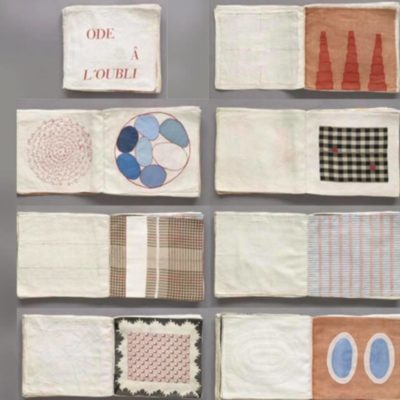I libri tessili di Louise Bourgeois – laboratorio per adulti