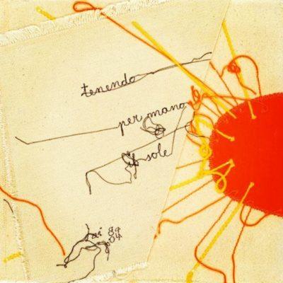 (Italiano) Libri cuciti seguendo i fili di Maria Lai – laboratorio per adulti